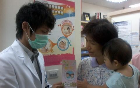 幼兒長者防流感 快施打疫苗